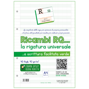 07 - Ricambi RQ