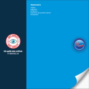 04 - Quirebook® a quadretti 5mm